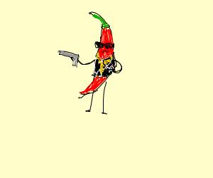 Thug hot pepper