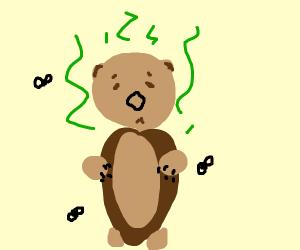 Stinky Otter