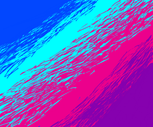 Blue, Pink, Cyan, and Purple gradient