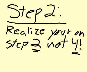Step 1: Follow the instructions in step 4