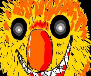 Cursed Elmo is Terrifying