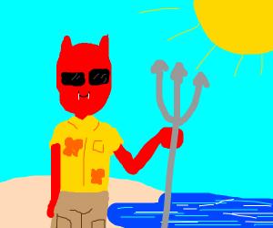 Tropical Devil