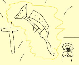 Ethereal Swordfish