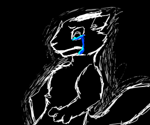 furry is depressed