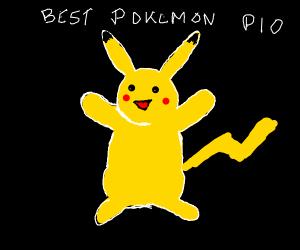 Best Pokémon pio