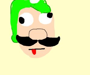 Derpy Luigi
