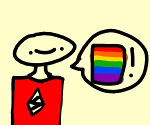 Super gay