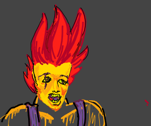 Thundercat but with Down Syndrome