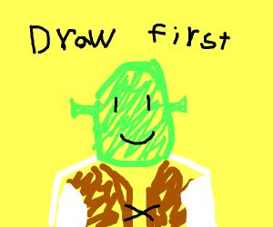 Draw First