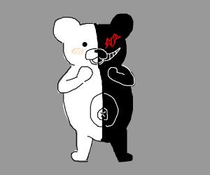 Bear from Danganronpa