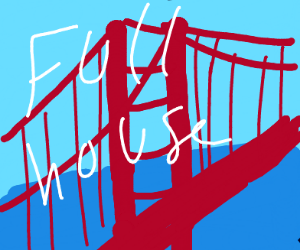 red bridge from the full house intro