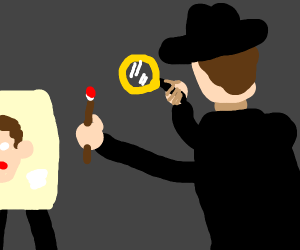 Detective Drawing