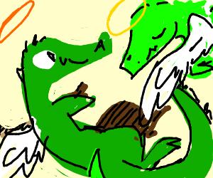 crocodile heaven