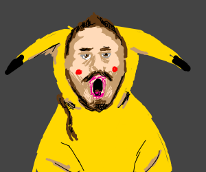 shia la pikachu is scary