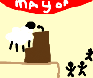 Sheep Mayor