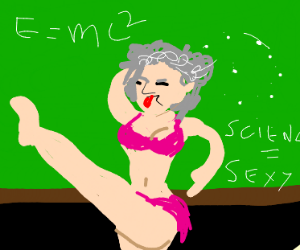 Hot Einstein
