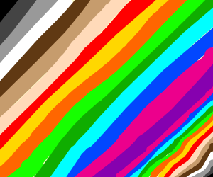 All colors in one screen