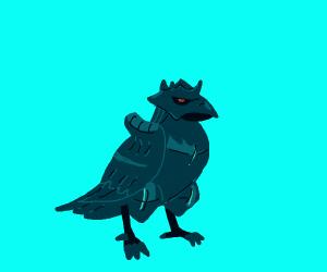 The New Dark Bird Pokemon