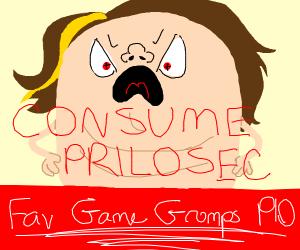 Favorite game grumps P.I.O