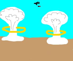 nuclear expolosion