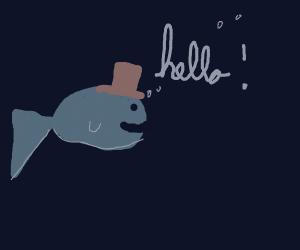 Ocean's Greeting