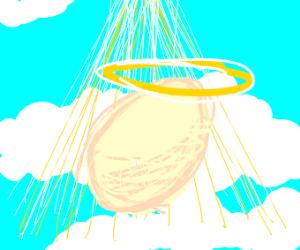 The holy egg