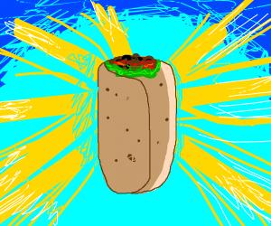 holy burrito god we must praise him :3