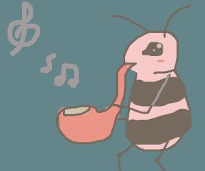 Bee movie jazz