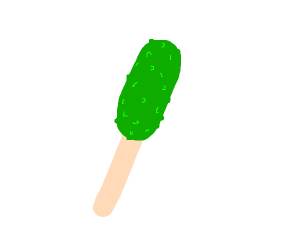 Congrats, Pickle Popsicle!