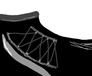 shiny shoe
