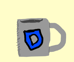 Drawception mug