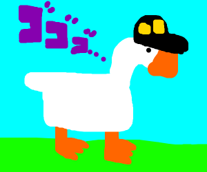 jojo duck