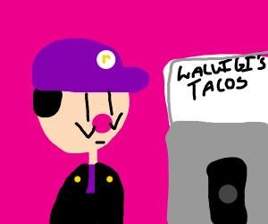 Waluigi has his own store