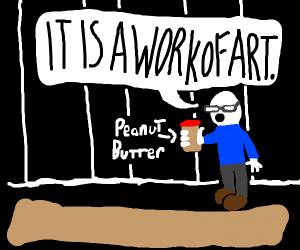 Modern art in a nutshell