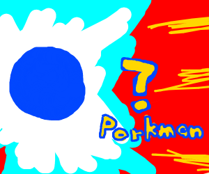 What's that Pokémon!? (silhouette is a ball)