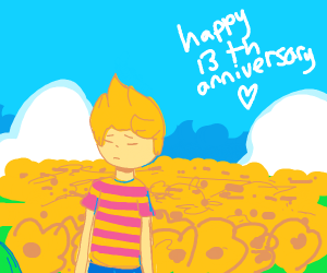 Earthbound 13th anniversary
