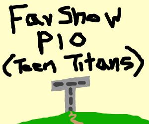 Fav Show PIO (South Park)