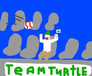 team turtle ahh