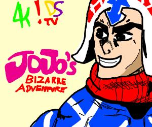 Mista from JoJo Weird Quest