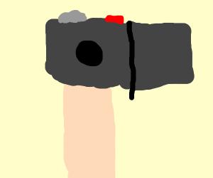 Long Neck Camera