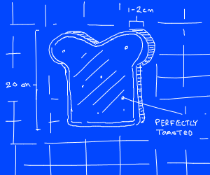 toast blueprint