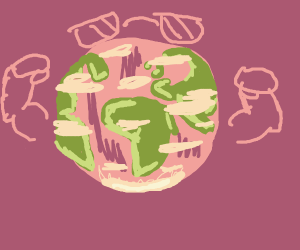 Planet flexing