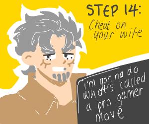 Step 13: Get Married