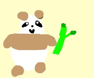 Panda X Sloth