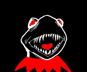 Demonic Kermit
