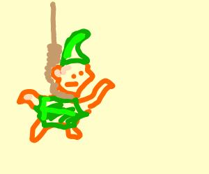 Warped Peter Pan gets executed