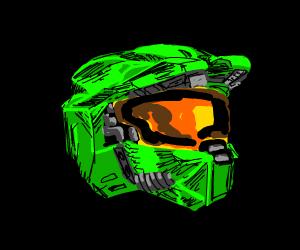 Master Chief's Helmet