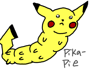 Draw a pokemon fusion