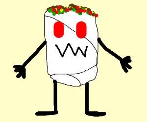 Burrito Golem