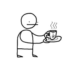 Step 1 : make tea